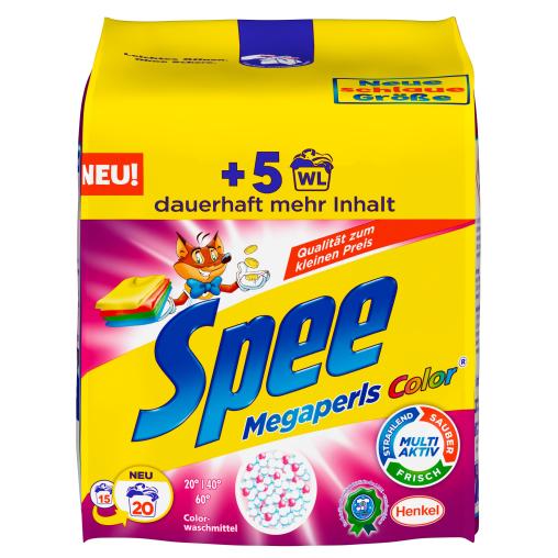 Spee Megaperls® Color Waschmittel