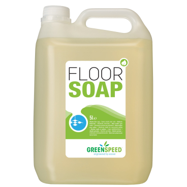 Greenspeed Floor Soap Bodenseife