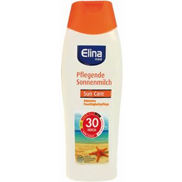 ELINA med Sonnenschutz Milch