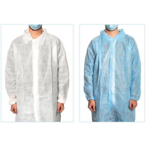 MaiMed® Coat V Besucherkittel XL
