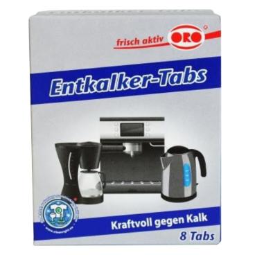 ORO-fix® Entkalker Tabs