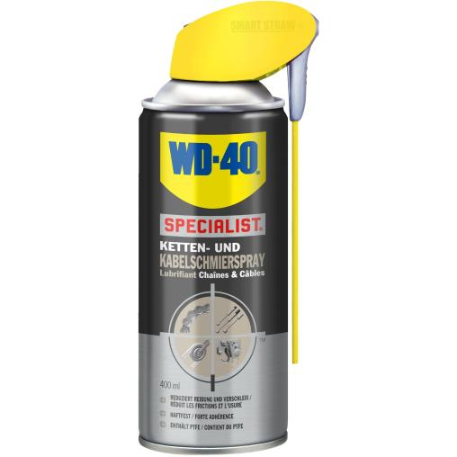 WD-40 SPECIALIST® Ketten- und Kabelschmierspray