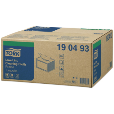 Tork Premium Fusselarme Reinigungstücher W8