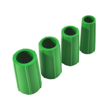 UNGER Verschluss für UNGER TelePlus™ Stangen für 4. Sektion 37 mm Durchmesser