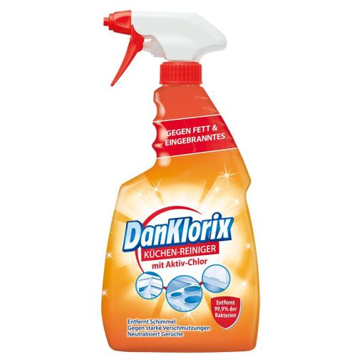 DanKlorix Küchen-Reiniger Spray