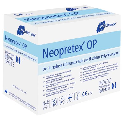 Meditrade Neopretex® latexfreier OP-Handschuh