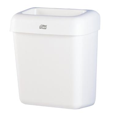 Tork Abfallbehälter Mini - 20 Liter Für Wandmontage geeignet