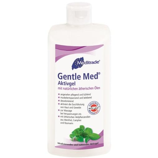 Gentle Med® Aktiv Gel Körpergel