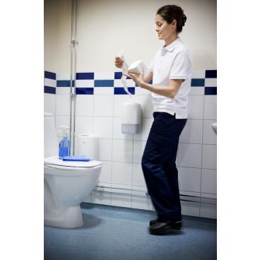Tork Einzelblatt Toilettenpapier T3 Premium, 2-lagig, weiß 1 Paket = 30 Rollen x 252 Blatt = 7.560 Blatt