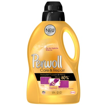Perwoll Care & Repair renew Advanced Flüssigwaschmittel