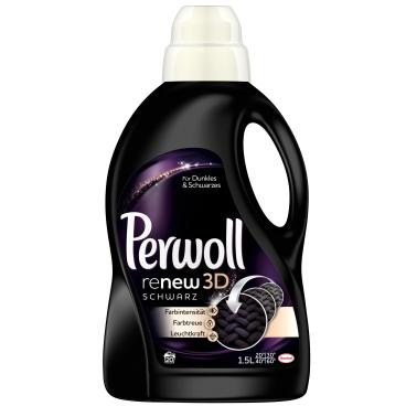 Perwoll Schwarz & Faser renew Advanced Waschmittel