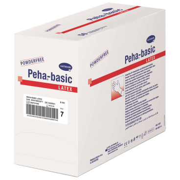 Peha® basic Latex OP-Handschuhe, puderfrei