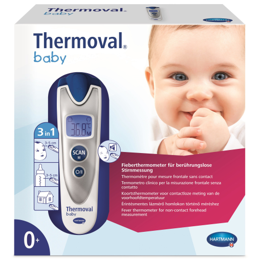 Thermoval® baby Infrarot-Fieberthermometer