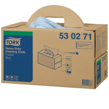 Tork Premium Reinigungstücher 530 - Handy Box 38,5 x 64 cm, 1 Box = 120 Tücher