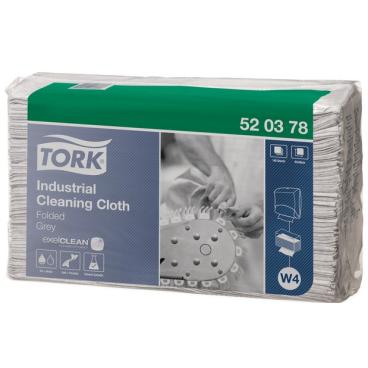 Tork Premium Reinigungstücher 520 - Einzeltuch 1 Packung = 5 Beutel x 140 Tücher = 700 Tücher