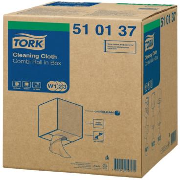Tork Premium Reinigungstücher 510 - Rolle 1 Rolle = 400 Tücher