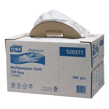 Tork Premium Reinigungstücher 520 - Handy Box 1 Box = 280 Tücher