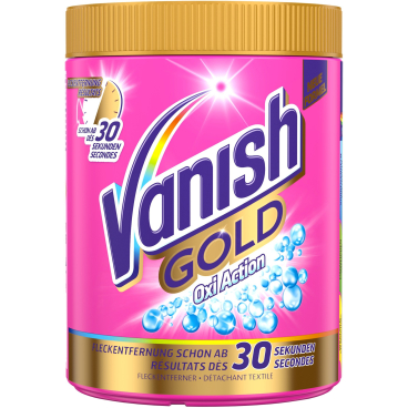 Vanish Gold Oxi Action Fleckentferner Pulver