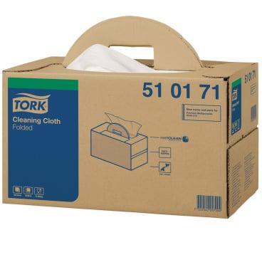 Tork Premium Reinigungstücher 510 - Handy Box 1 Box = 300 Tücher