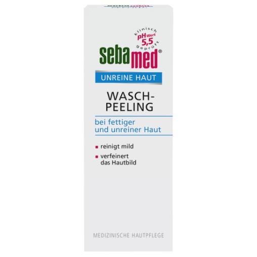 sebamed® Unreine Haut Wasch-Peeling