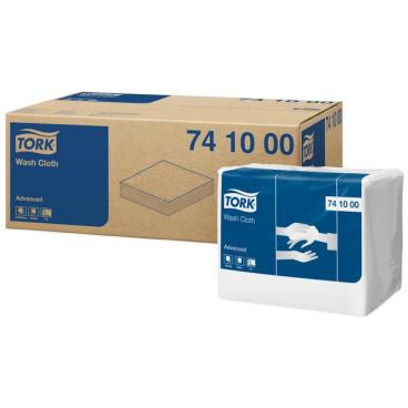 Tork Advanced Waschtuch 1 Karton = 2 Packungen x 1.200 = 2.400 Tücher