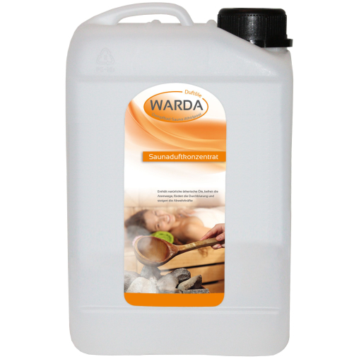 Warda Sauna-Duft-Konzentrat Orange-Minze