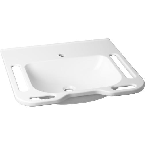 AVENARIUS Serie free living! Waschtisch, 600 mm, rund