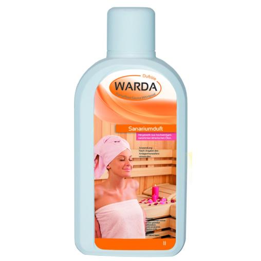Warda Sanariumduft-Konzentrat Pfefferminz-Orange