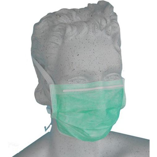 Dahlhausen Einmal-Mundschutz mit Nasenbügel