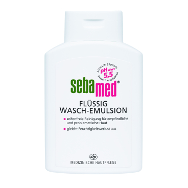 sebamed® Flüssig Wasch-Emulsion