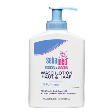 sebamed® Baby & Kind Waschlotion Haut und Haar