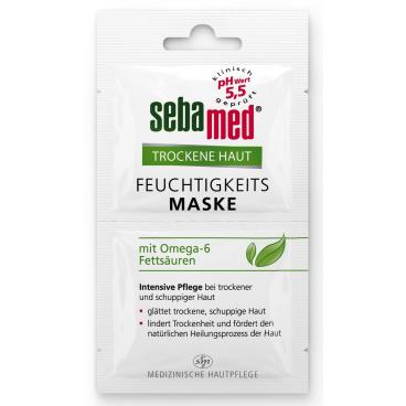 sebamed® Trockene Haut  Feuchtigkeitsmaske