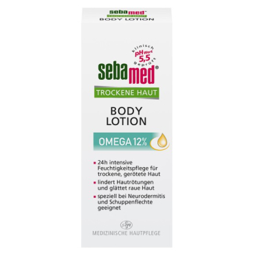 sebamed® Trockene Haut Bodylotion Omega 12%