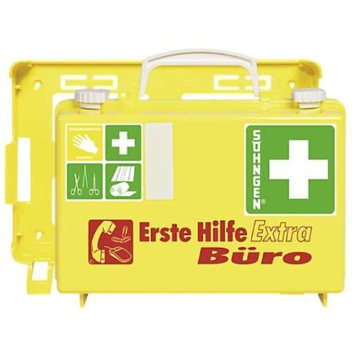 Söhngen Erste - Hilfe - Koffer QUICK - CD extra Büro