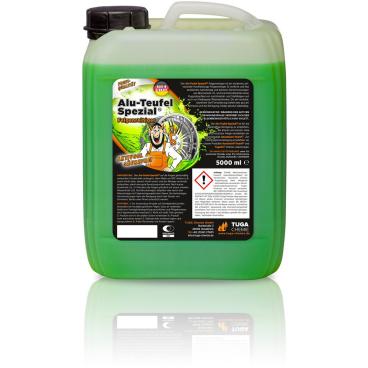 TUGA CHEMIE Alu-Teufel Spezial® Felgenreiniger-Gel pH-neutral 5 l - Kanister