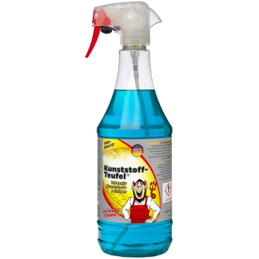 TUGA CHEMIE Kunststoff-Teufel® Universalreiniger 1000 ml - Flasche