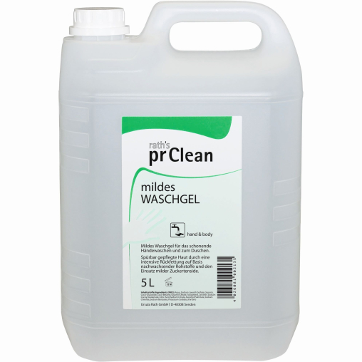 pr Clean - Mildes Waschgel