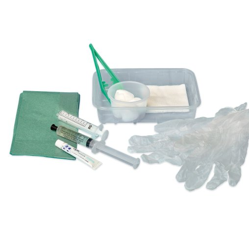 Fuhrmann Urin-Katheter-Set, steril