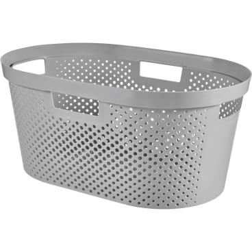CURVER INVINITY Wäschekorb mit Punktmuster