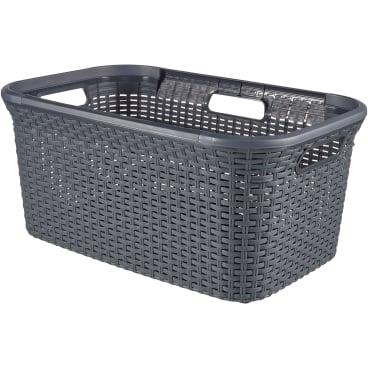 CURVER STYLE Wäschekorb, 45 Liter