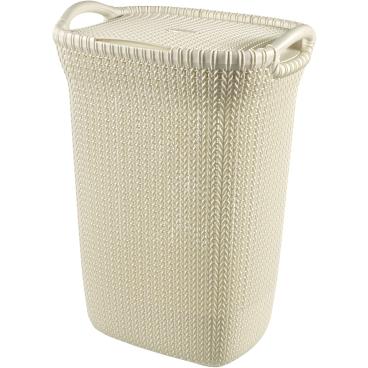 CURVER Wäschebox KNIT, 57 Liter