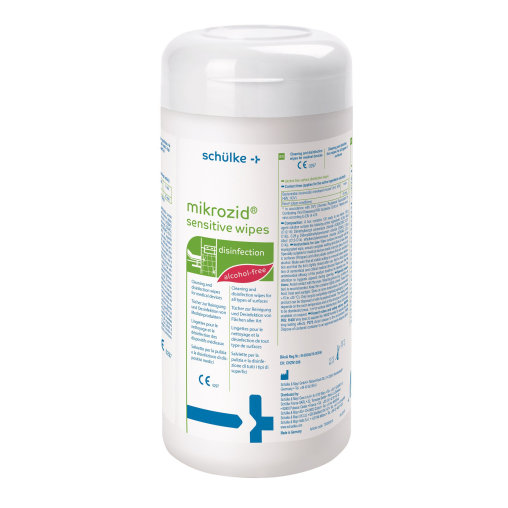 Schülke mikrozid® sensitive wipes