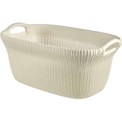 CURVER KNIT Wäschekorb, 40 Liter
