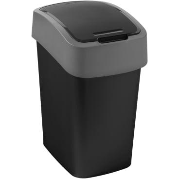 CURVER Flip Bin Abfallbehälter, 10 Liter