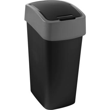 CURVER Flip Bin Abfallbehälter, 50 Liter