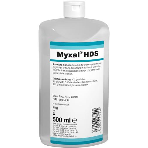 Peter Greven MYXAL® HDS