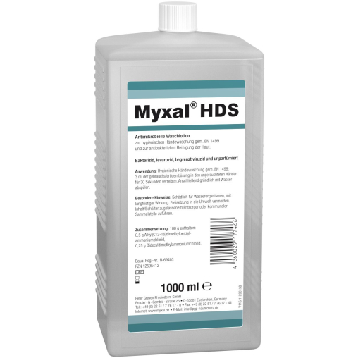 Peter Greven MYXAL® HDS Waschlotion
