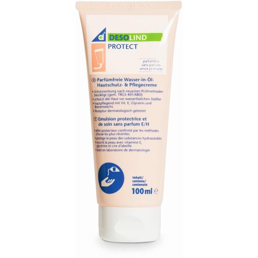 DESOLIND Protect Parfümfrei Hautschutz- & Pflegecreme