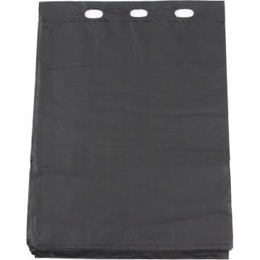 TSP Bio Hundekotbeutel Basic, breit, 25 x 31 cm 1 Block = 50 Stück, Farbe: schwarz