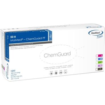 MaiMed® Protect - ChemGuard PF Chemikalienschutzhandschuhe